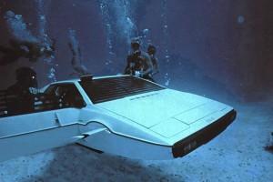 Underwater acting