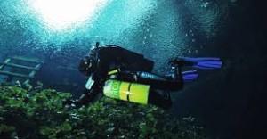 New Zealand Diving Enriched Air Nitrox PADi