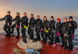 sedna dive team
