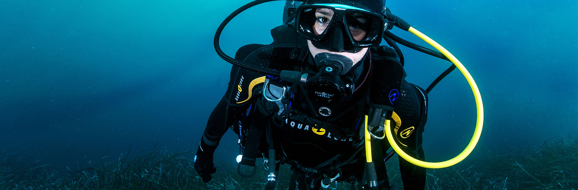 Start your dive experience today